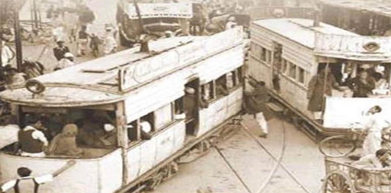 സ്പാനിഷ് ഫ്ലൂ പടർന്ന കാലത്ത് ഡൽഹിയിൽ നിന്നൊരു ദൃശ്യം