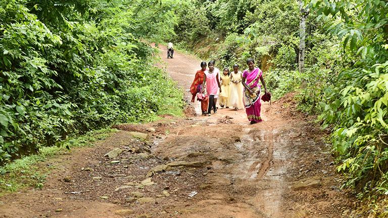 പൊസളിഗെ-മലിങ്ക-തോട്ടത്തുമൂല പഞ്ചായത്ത് റോഡ്