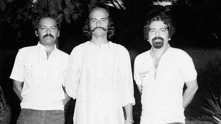 രാമചന്ദ്ര ബാബു, ഭരത് ഗോപി, കെ ജി ജോർജ്ജ്