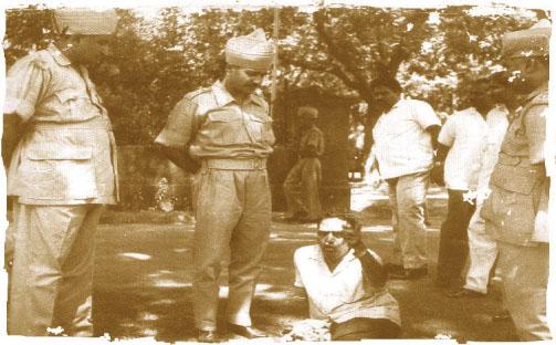ഡൽഹിയിലെ ഒരു ധർണ
