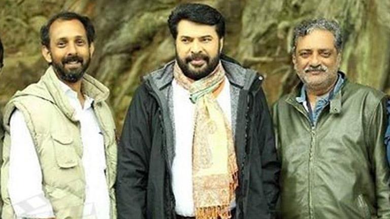 ഗിരീഷ് ദാമോദര്,മമ്മൂട്ടി,ജോയ് മാത്യു