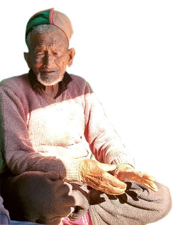 ശ്യാം ശരൺ നേഗി