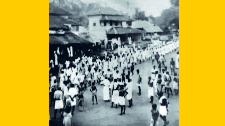 1970കളിലെ തരിയോട് പട്ടണം (ഫയൽ ചിത്രം)