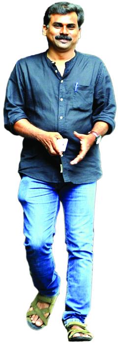 സജീവ് പാഴൂർ/ ഫോട്ടോ: ജി പ്രമോദ്