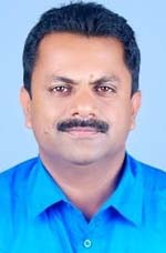 ഡോ ഉമേഷ് ബി ടി