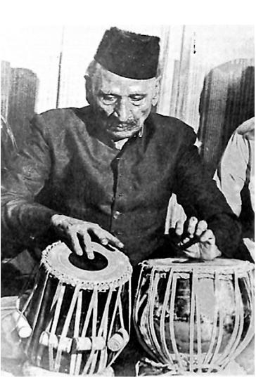 ഉസ്താദ് അഹമ്മദ് ജാൻ ധിരക്വ
