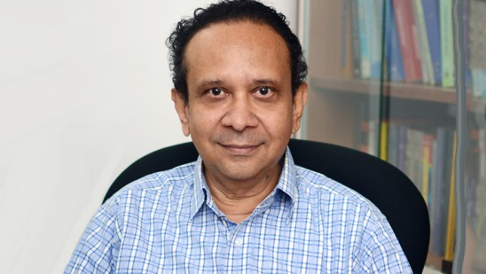 Renowned Physicist Prof. Thanu Padmanabhan Dies Of Heart Attack