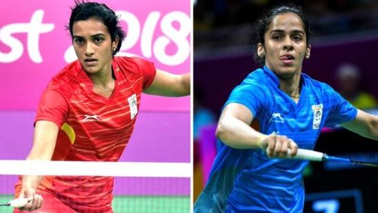 Indias ace shuttler Saina Nehwal feels PV Sindhu is just